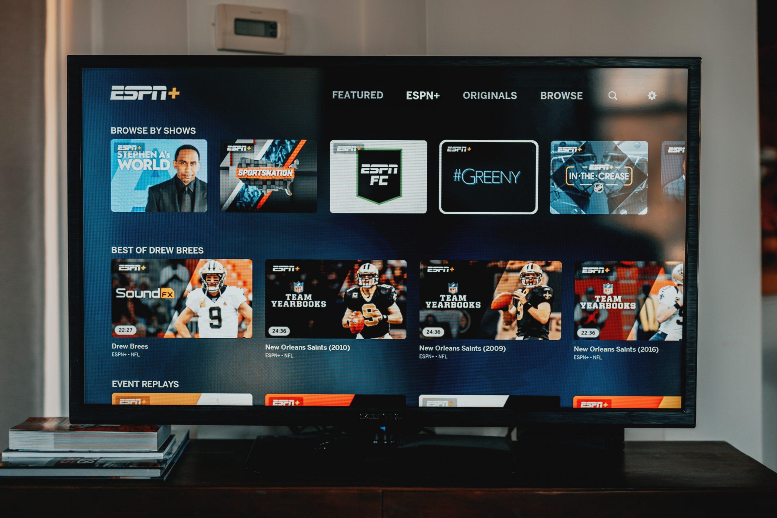 ESPN Streaming Service