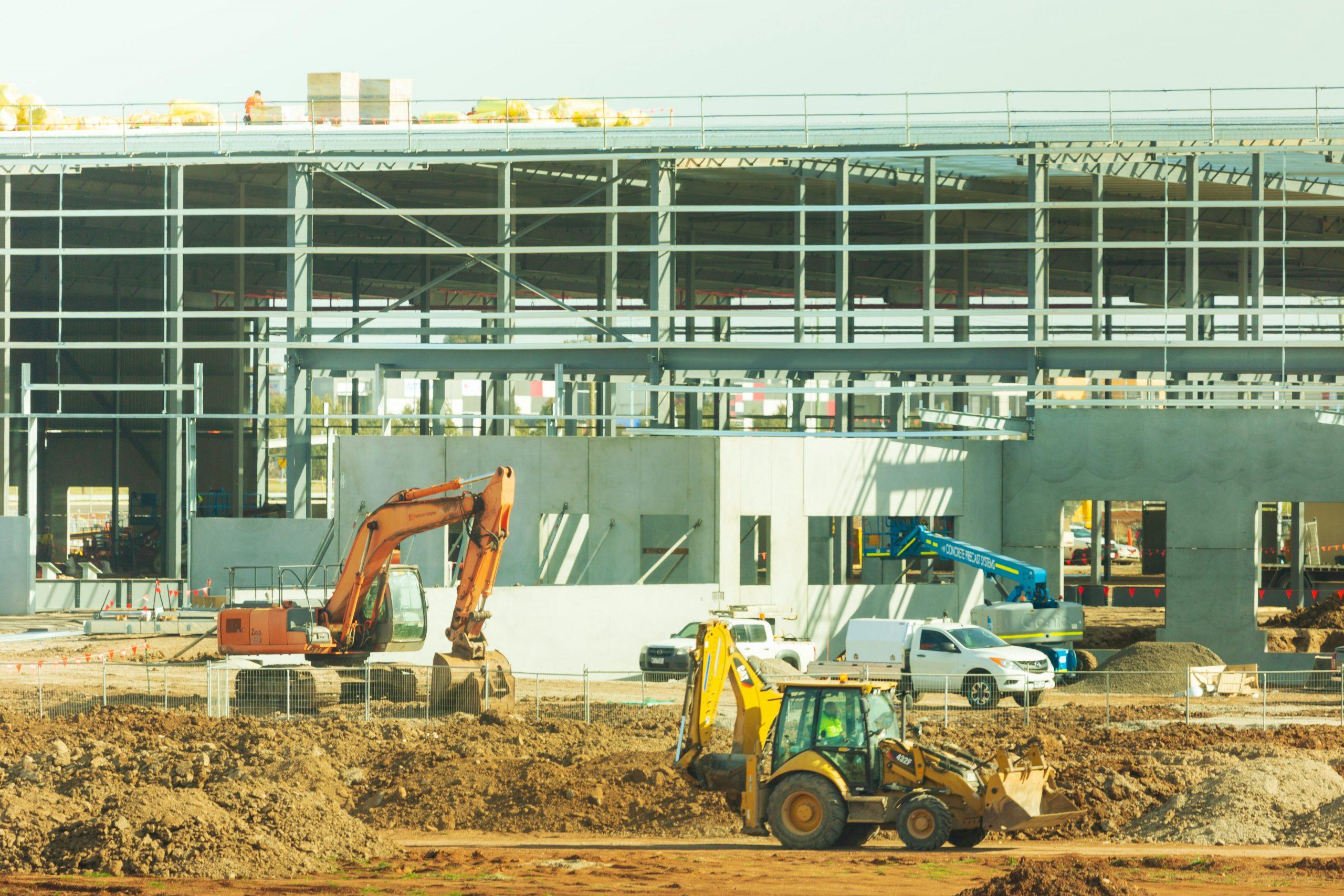 CEMEX Building Site